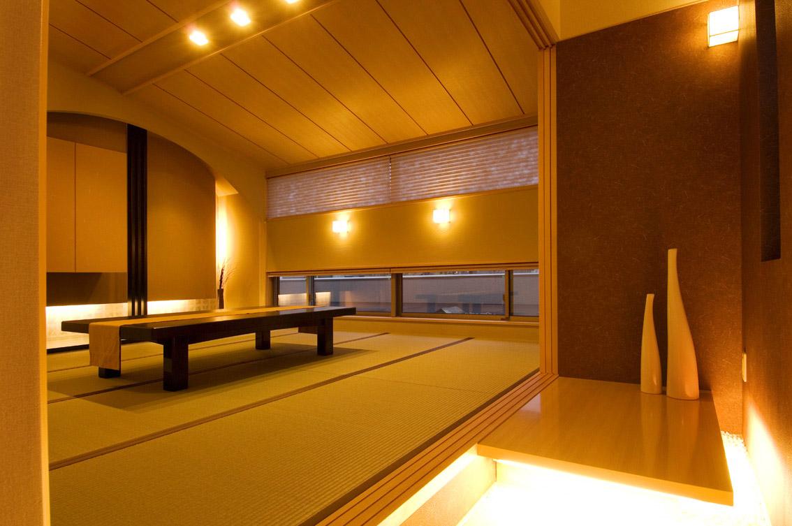 金沢瑞樹モデル/和室