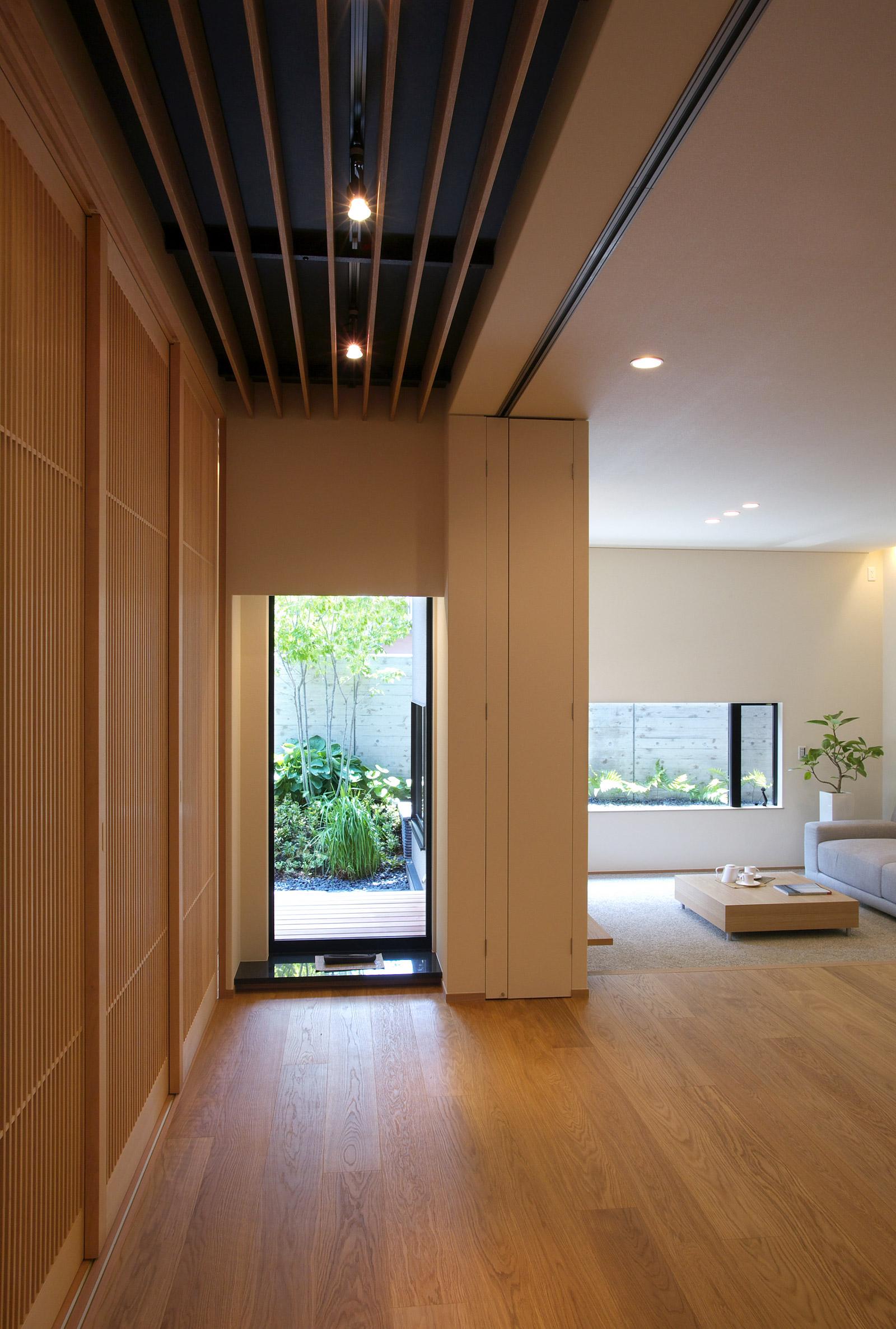 白山市北安田モデル「上質なデザインに住む、心地良さ」