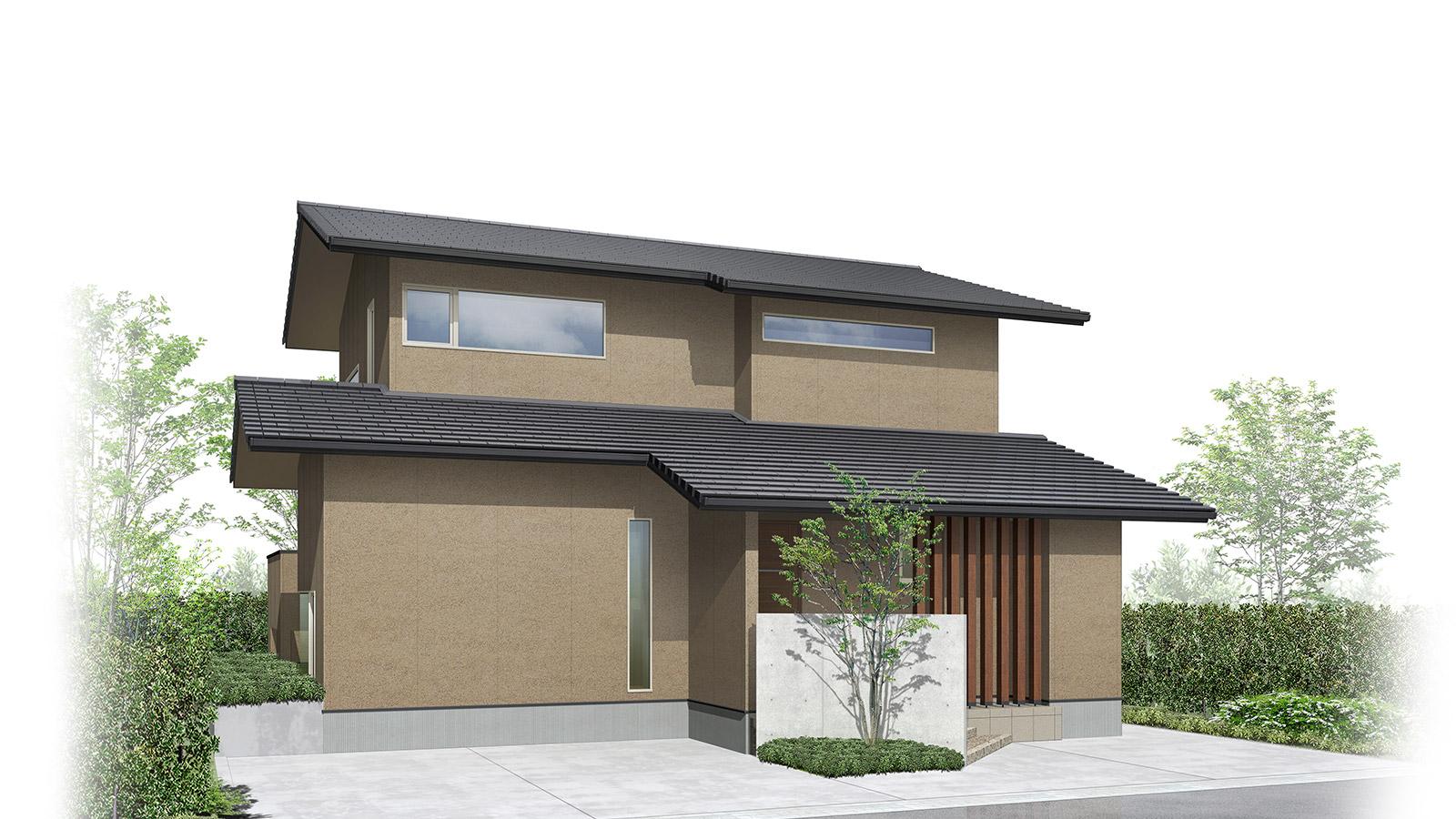 フジタ コンセプトハウス 野々市つばきの郷モデル
