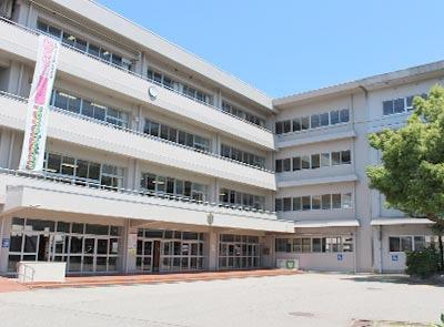 西南部中学校