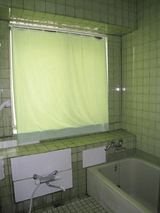 浴室(リフォーム前)